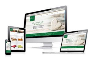 Nuovo sito web on line