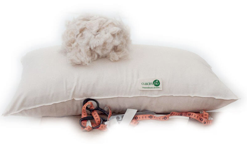 Cuscini in fibra natuale: Kapok