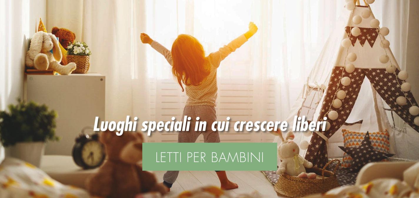 Letti Ecologici Per Bambini.Letti Bassi Per Bambini Vicenza Arredo Ecologico E Materassi