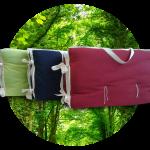 Connettersi alla natura con lo yoga all'aria aperta